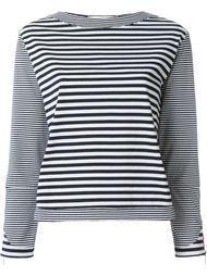 свитер в полоску  Stella McCartney