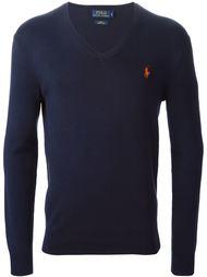 свитер c V-вырезом   Polo Ralph Lauren