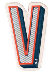 стикер 'V' Anya Hindmarch