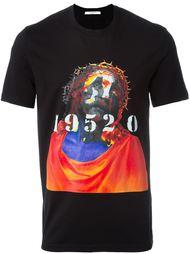 футболка с принтом Христа Givenchy