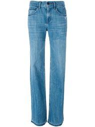 джинсы кроя буткат Helmut Lang