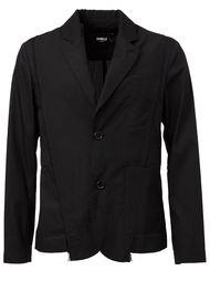 пиджак с накладным карманом Yang Li