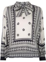 блузка с орнаментом Sea