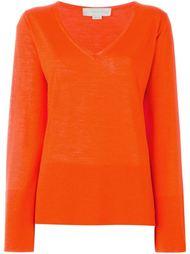 свитер с расклешенными рукавами Stella McCartney