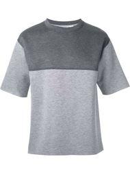 футболка с панельным дизайном  Marni