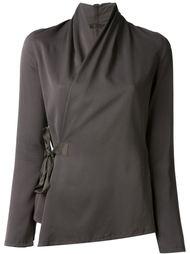 пиджак с застежкой-завязкой Rick Owens