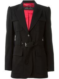 пиджак карго с поясом Barbara Bui