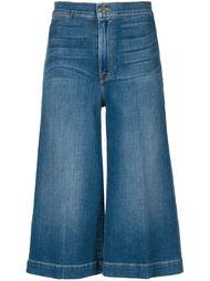 джинсовые кюлоты  Frame Denim