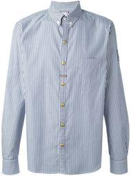 рубашка в полоску  Moncler Gamme Bleu