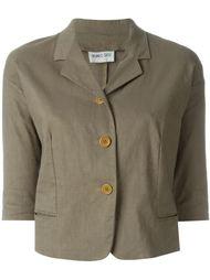 пиджак с рукавами три четверти Romeo Gigli Vintage