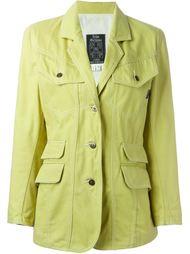 джинсовая куртка John Galliano Vintage