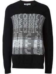 свитер с логотипом McQ Alexander McQueen