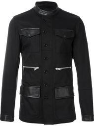 куртка с воротником-стойкой Alexander McQueen