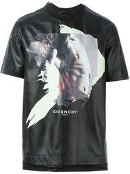 футболка с абстрактным принтом  Givenchy
