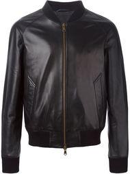 классическая куртка-бомбер Ami Alexandre Mattiussi