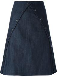 юбка А-образного силуэта  J.W.Anderson