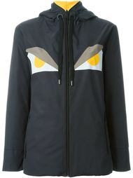 двухсторонняя куртка Bag Bugs Fendi