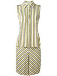 юбочный костюм  Prada Vintage