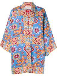 куртка в стиле кимоно Valentino