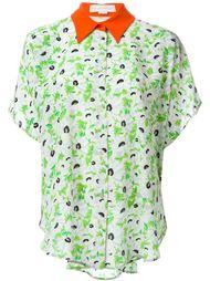 рубашка с цветочным принтом Stella McCartney