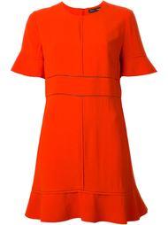 расклешенное платье шифт Proenza Schouler