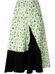 юбка с цветочным принтом Stella McCartney