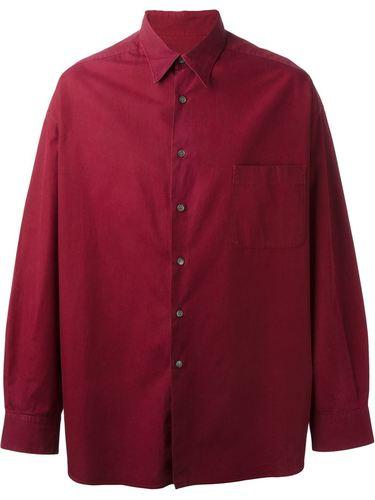 рубашка на пуговицах Romeo Gigli Vintage
