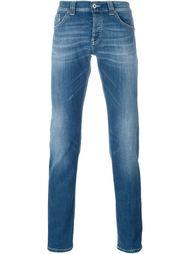 джинсы прямого кроя  Dondup