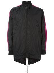куртка-бомбер с контрастными полосками на рукавах Dsquared2