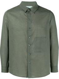 рубашка с передним карманом By Walid