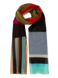 шарф с принтом Pierre-Louis Mascia