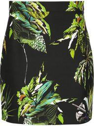 мини-юбка с цветочным принтом Proenza Schouler
