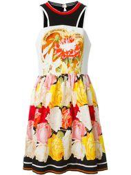 платье с цветочным принтом  'Densis' Mary Katrantzou