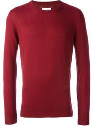 свитер с заплатками на локтях Maison Margiela