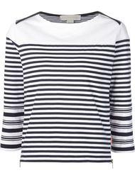 футболка в полоску  Stella McCartney