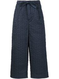 широкие стеганые брюки Craig Green