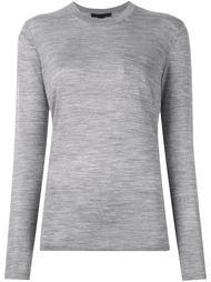 свитер с круглым вырезом Alexander Wang