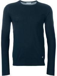 свитер вязки-интарсия Medusa Versace Collection