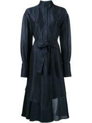 асимметричное платье-рубашка  Esteban Cortazar