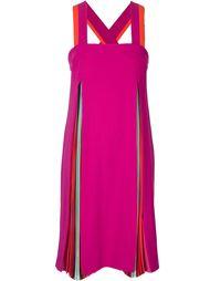 платье с плиссированными вставками 'Acer' Mary Katrantzou