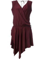 асимметричное платье  Lanvin