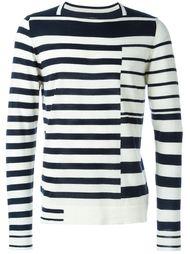 свитер в полоску  Maison Margiela
