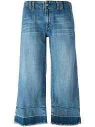 джинсовые кюлоты  Current/Elliott