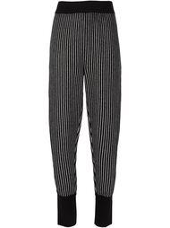 трикотажный брюки в полоску Raquel Allegra