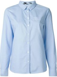 рубашка с нагрудным карманом  Burberry Brit