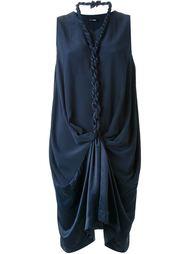 платье асимметричного кроя  Assin