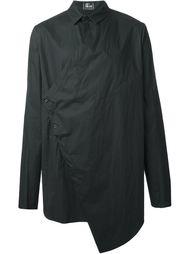 удлиненная асимметричная рубашка Lost & Found Ria Dunn