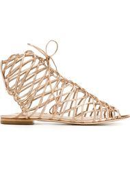 сандалии с тонкими ремешками Sophia Webster