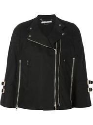 байкерская куртка кроя кейп Givenchy