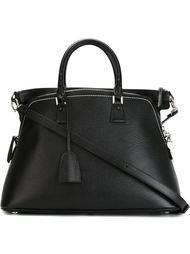большая классическая сумка-тоут Maison Margiela